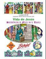 Vida de Jesus-Presentacion de Jesus En El Templo