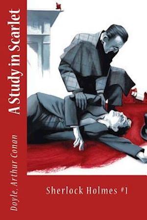Bog, paperback A Study in Scarlet af Doyle Arthur Conan