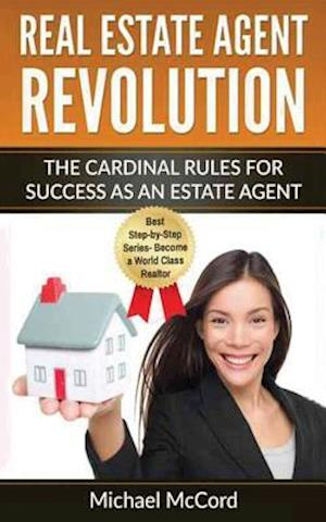 Bog, paperback Real Estate Agent Revolution af Michael McCord