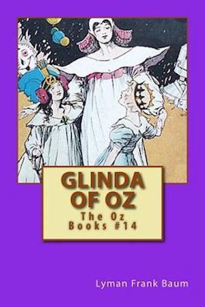 Bog, paperback Glinda of Oz af Lyman Frank Baum