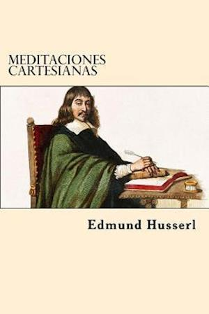 Bog, paperback Meditaciones Cartesianas (Spanish Edition) af Edmund Husserl