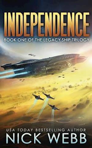 Bog, paperback Independence af Nick Webb