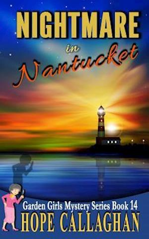Bog, paperback Nightmare in Nantucket af Hope Callaghan