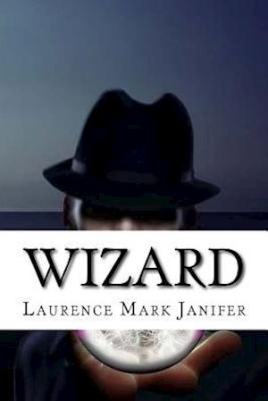 Bog, paperback Wizard af Laurence Mark Janifer