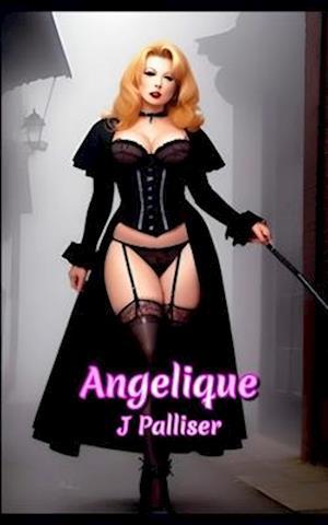 Bog, paperback Angelique af J. Palliser