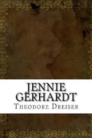 Bog, paperback Jennie Gerhardt af Theodore Dreiser