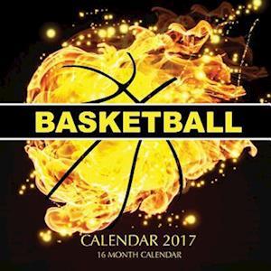 Bog, paperback Basketball Calendar 2017 af David Mann