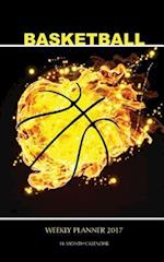 Basketball Weekly Planner 2017