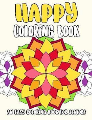 Bog, paperback Happy Coloring Book af Happy Coloring Books