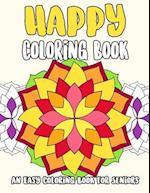 Happy Coloring Book