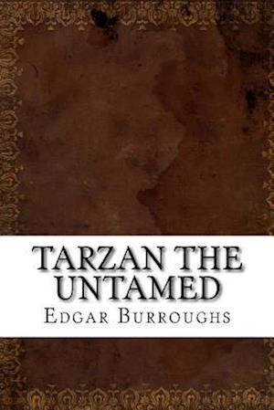 Bog, paperback Tarzan the Untamed af Edgar Rice Burroughs