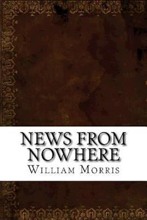 Bog, paperback News from Nowhere af William Morris