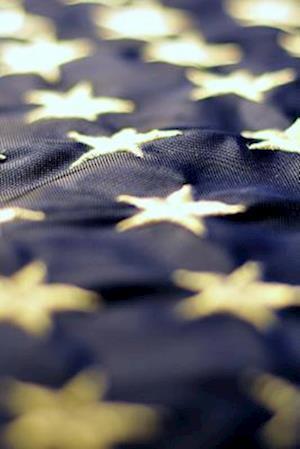Bog, paperback Field of Stars on the American Flag Journal af Cs Creations