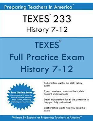Bog, paperback Texes 233 History 7-12 af Preparing Teachers in America