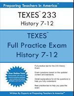 Texes 233 History 7-12