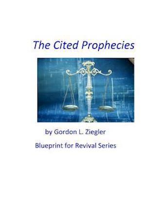 Bog, paperback The Cited Prophecies af Gordon L. Ziegler