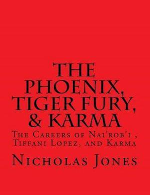 Bog, paperback The Phoenix, Tiger Fury, & Karma af Nicholas Jones