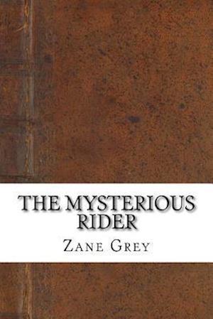 Bog, paperback The Mysterious Rider af Zane Grey