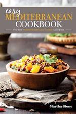 Easy Mediterranean Cookbook - The Best Mediterranean Slow Cooker Cookbook