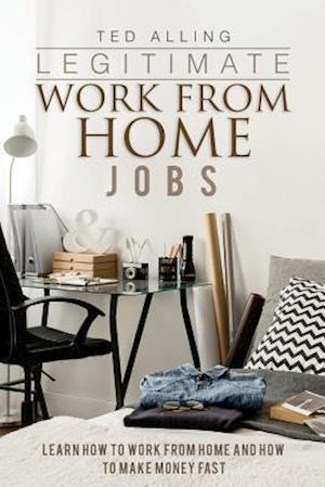 Bog, paperback Legitimate Work from Home Jobs af Jackson Smith