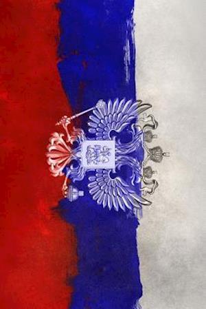 Bog, paperback A Painted Russian National Flag af Unique Journal