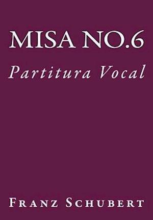 Bog, paperback Misa No.6 af Franz Schubert