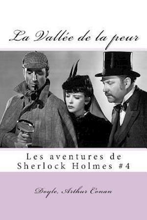 Bog, paperback La Vallee de La Peur af Doyle Arthur Conan