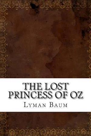 Bog, paperback The Lost Princess of Oz af Lyman Frank Baum