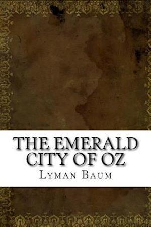 Bog, paperback The Emerald City of Oz af Lyman Frank Baum