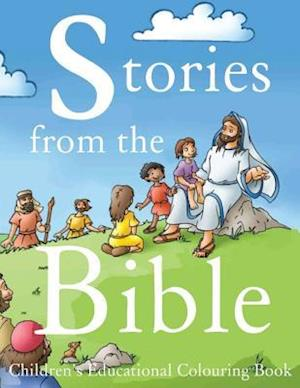 Bog, paperback Stories from the Bible af M. McCulley