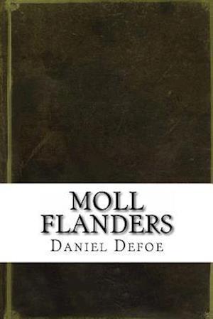 Bog, paperback Moll Flanders af Daniel Defoe