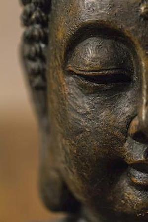 Bog, paperback The Profile of a Buddha Statue af Unique Journal