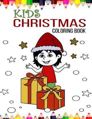 Bog, paperback Kids Christmas Coloring Book af Happy Kids, Christmas Coloring Books for Children