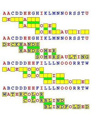 Bog, paperback Joinword Puzzles 98rgb af MR Francis Gurtowski