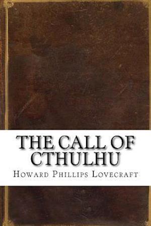 Bog, paperback The Call of Cthulhu af Howard Phillips Lovecraft
