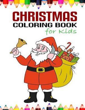 Christmas Coloring Book for Kids af Happy Kids, Christmas Coloring Books for Children
