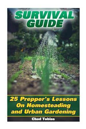 Bog, paperback Survival Guide af Chad Tobias