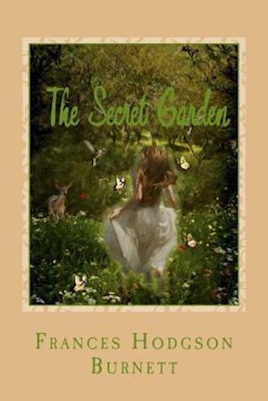 Bog, paperback The Secret Garden af Frances Hodgson Burnett