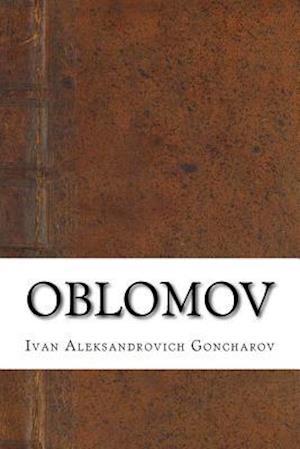 Bog, paperback Oblomov af Ivan Aleksandrovich Goncharov