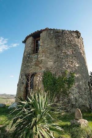 Bog, paperback An Old Mill Ruin in France Journal af Cs Creations