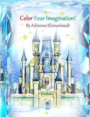 Bog, paperback Color Your Imagination! af Adrienne Kleinschmidt