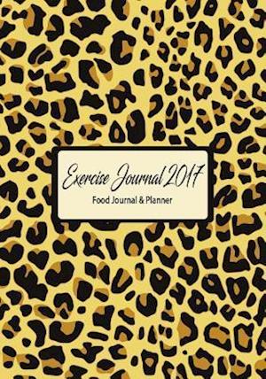 Bog, paperback Exercise Journal 2017 af Blank Books Journals