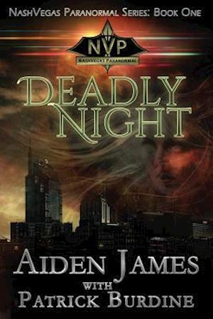 Bog, paperback Deadly Night af Patrick Burdine, Aiden James