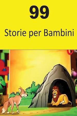 Bog, paperback 99 Storie Per Bambini af Aruna Jacob