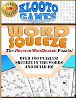 Klooto Games Word Squeeze