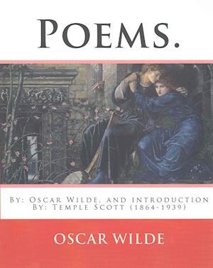 Bog, paperback Poems. by af Temple Scott, Oscar Wilde