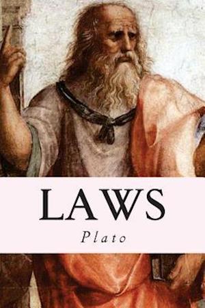 Bog, paperback Laws af Plato