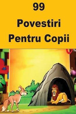 Bog, paperback 99 Povestiri Pentru Copii af Aruna James