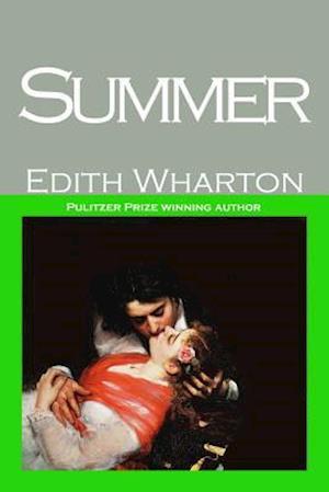 Bog, paperback Summer af Edith Wharton