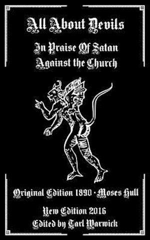 Bog, paperback All about Devils af Moses Hull